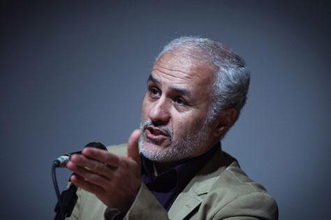 سخنرانی استاد حسن عباسی در دانشگاه زنجان