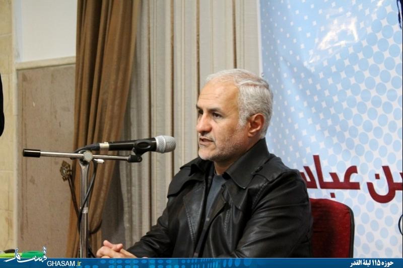 سخنرانی استاد حسن عباسی با موضوع فتنههای عصر ما