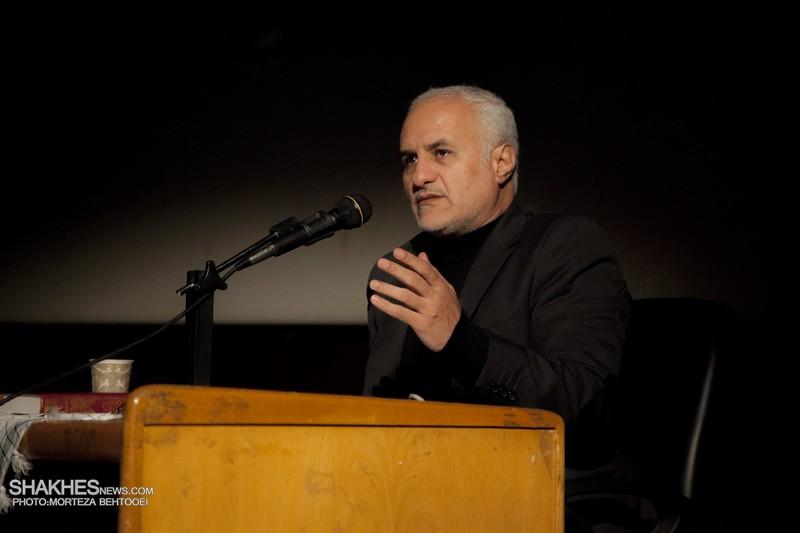 IMG 4789 دانلود سخنرانی استاد حسن عباسی با موضوع دنیای امروز در ضیافت رولت روسی