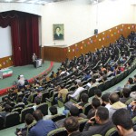 سخنرانی استاد حسن عباسی در اهواز