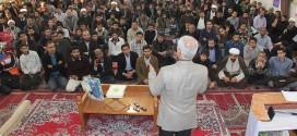 گزارش تصویری؛ سخنرانی استاد حسن عباسی با موضوع توهم نفوذ ، نفوذ توهم