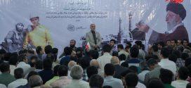 گزارش تصویری؛ سخنرانی استاد حسن عباسی با موضوع اقدام نامتقارن و جهادکبیر