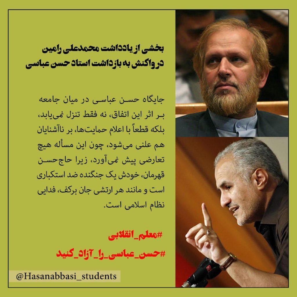 حسن عباسی رامین
