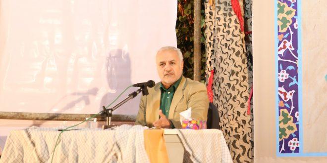 دانلود سخنرانی استاد حسن عباسی با موضوع هر انقلابی یک خرمشهر