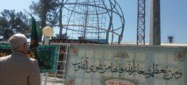 گزارش تصویری؛ حضور استاد حسن عباسی در کرمان