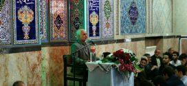 گزارش تصویری؛ سخنرانی استاد حسن عباسی با موضوع شورای انقلاب، بدون روتوش
