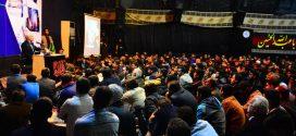 سخنرانی استاد حسن عباسی با موضوع فتنههای عصر فاطمی و فتنههای عصر ما