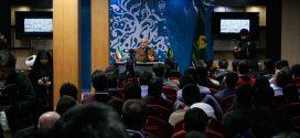 گزارش تصویری؛ سخنرانی استاد حسن عباسی با موضوع فروپاشی آمریکا