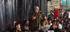 گزارش تصویری؛ سخنرانی استاد حسن عباسی با موضوع دست دیپلماتها نمک ندارد