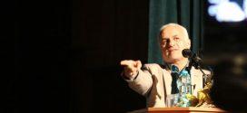 گزارش تصویری؛ سخنرانی استاد حسن عباسی با موضوع پیش به سوی جمهوری دوازدهم