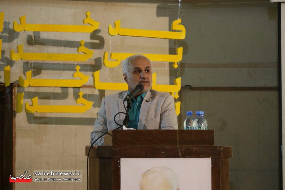 سخنرانی استاد حسن عباسی با موضوع کدخدای بیخدا؛ ناخدای باخدا