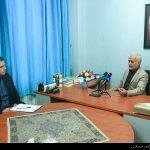 تبیین آتش به اختیار در کلام استاد حسن عباسی در گفتوگوی اختصاصی با بسیج پرس