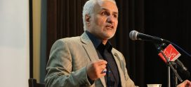 سخنرانی استاد حسن عباسی با موضوع چشم انداز علم توحیدی در انقلاب اسلامی