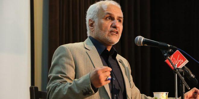 سخنرانی استاد حسن عباسی با موضوع استراتژی پسابرجام ایران