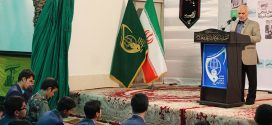 گزارش تصویری؛ سخنرانی استاد حسن عباسی با موضوع جهان بدون تروریسم