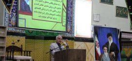 گزارش تصویری؛ سخنرانی استاد حسن عباسی با موضوع مقاومت اقتصادی و کاتسا