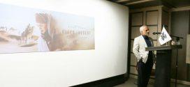 گزارش تصویری؛ سخنرانی استاد حسن عباسی با موضوع رسانه، سینما و تجزیهطلبی