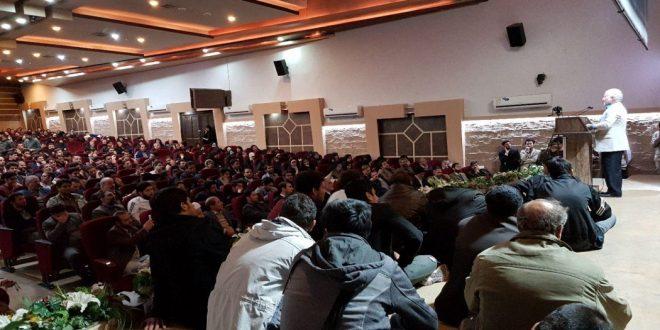 دانلود سخنرانی استاد حسن عباسی با موضوع مدیریت کارآمد علوی در چالشهای کشوری و منطقهای