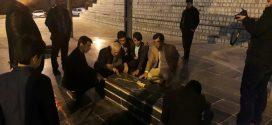گزارش تصویری؛ سخنرانی استاد حسن عباسی با موضوع چهار دهه انقلاب اسلامی و چالش های فرارو
