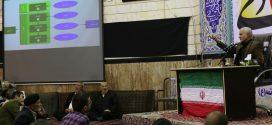 گزارش تصویری؛ سخنرانی استاد حسن عباسی با موضوع انقلاب ۹ دی