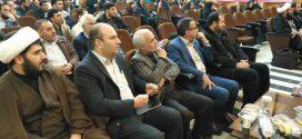 گزارش تصویری؛ سخنرانی استاد حسن عباسی با موضوع خانواده مهدوی