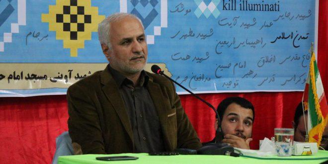 دانلود سخنرانی استاد حسن عباسی با موضوع رسالت بسیج در دهه پنجم انقلاب