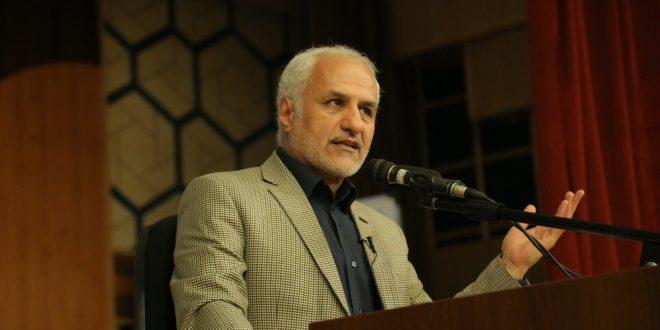 سخنرانی استاد حسن عباسی با موضوع طلاب نخبه و تمدنسازی