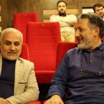 استاد حسن عباسی - حوزه هنری