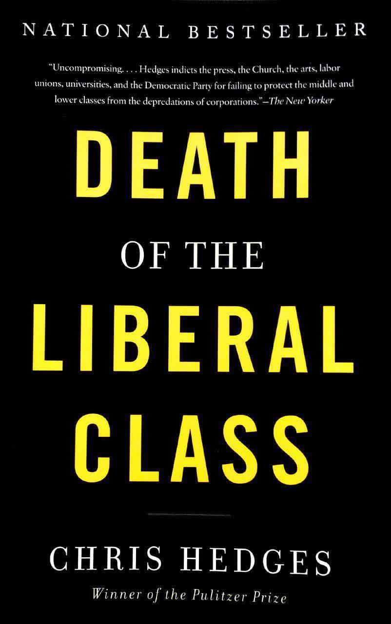 مرگ طبقه لیبرال