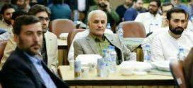 گزارش تصویری؛ حضور استاد حسن عباسی در ضیافت افطاری شبکه اعزام سخنران عمار
