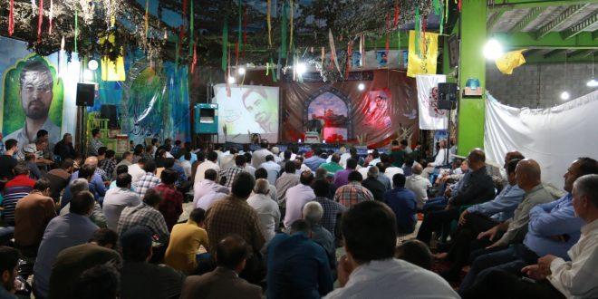 گزارش تصویری؛ سخنرانی استاد حسن عباسی با موضوع راه هادی