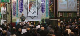 گزارش تصویری؛ سخنرانی استاد حسن عباسی با موضوع دفاع ناتمام