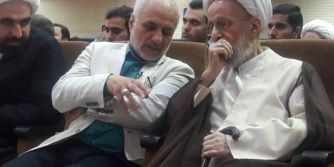 گزارش تصویری؛ سخنرانی استاد حسن عباسی با موضوع راهبرد نیروهای ارزشی و انقلابی در آستانه دهه پنجم انقلاب اسلامی