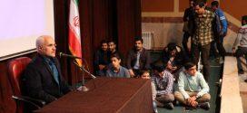 گزارش تصویری؛ سخنرانی استاد حسن عباسی با موضوع زندگی دوم، جامعه دوم