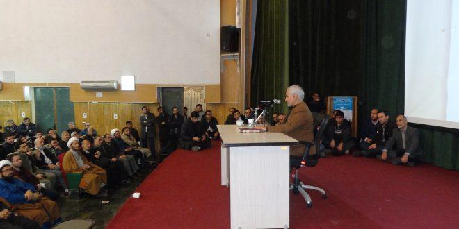 سخنرانی استاد حسن عباسی با موضوع انقلاب پنجم؛ زندگی دوم در دنیای دیجیتال