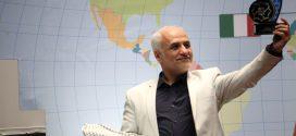 گزارش تصویری؛ سخنرانی استاد حسن عباسی در سومین اجلاس ملی اصحاب عشق
