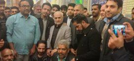 گزارش تصویری؛ سخنرانی استاد حسن عباسی با موضوع فتنههای عظیم عصر ما