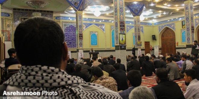 سخنرانی استاد حسن عباسی با موضوع فتنههای عظیم عصر ما