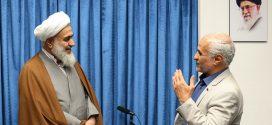 گزارش تصویری؛ دیدار استاد حسن عباسی با آیتالله عبدالکریم عابدینی (نماینده ولی فقیه در استان و امام جمعه قزوین)