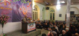 سخنرانی استاد حسن عباسی با موضوع چهلسال بصیرت و حضور