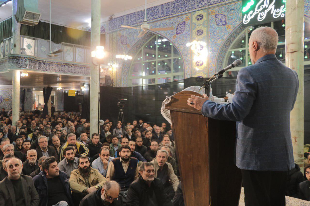 IMG 971116 1 دانلود سخنرانی استاد حسن عباسی با موضوع چهل سالگی و همچنين افق های پیش رو