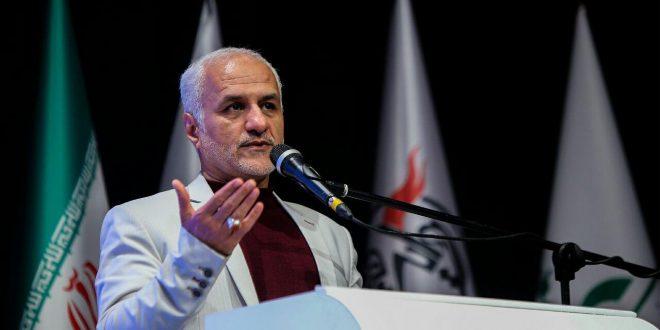 گزارش تصویری؛ سخنرانی استاد حسن عباسی در اختتامیه پنجمین جشنواره هنر مقاومت