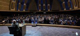 گزارش تصویری؛ سخنرانی استاد حسن عباسی در هشتمین محفل هماندیشی سینمای انقلاب