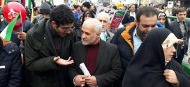 گزارش تصویری؛ حضور استاد حسن عباسی در راهپیمایی ۲۲ بهمن ۹۷ – چهلمین جشن پیروزی انقلاب اسلامی