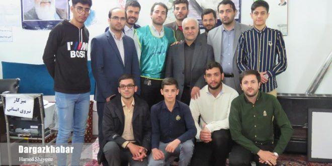 گزارش تصویری؛ سخنرانی استاد حسن عباسی با موضوع تنها سپهبد