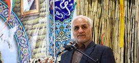 گزارش تصویری؛ سخنرانی استاد حسن عباسی در دومین یادواره شهدای پایگاه مقاومت بسیج شهید دانشگر