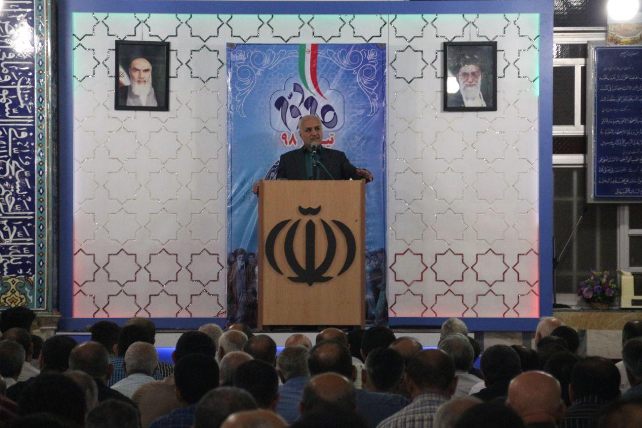 دانلود سخنرانی استاد حسن عباسی در سالگرد شهادت مدافع حرم؛ شهید حاج سعید قارلقی
