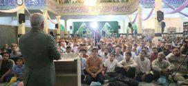 سخنرانی استاد حسن عباسی با موضوع گام دوم و آینده روشن انقلاب اسلامی