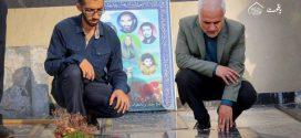 گزارش تصویری؛ سخنرانی استاد حسن عباسی با موضوع ما و شهدا