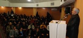 سخنرانی استاد حسن عباسی در کاشان - دانش پزشکی؛ الگوی تمدنسازی آینده